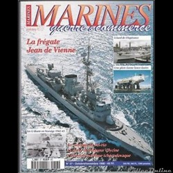 MARINES Guerre & Commerce N°57 JEAN DE VIENNE