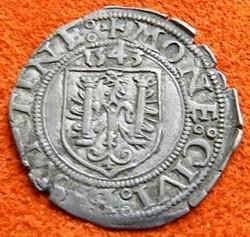 Besançon      1543 carolus