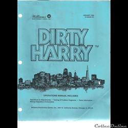 manuel flipper WILLIAMS DIRTY HARRY