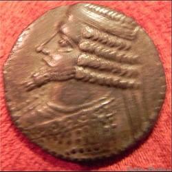 Phraates IV - S. 55.5/6 - juin à sept 27 av. J.-C