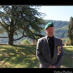 ARTHUR HOPFNER ancien commando de marine (auteur )