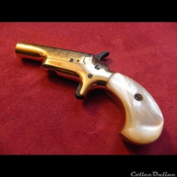 derringer colt  22 short