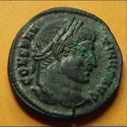 Constantin I  VOT  X X  Lune  Ticinium