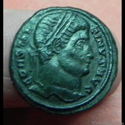CONSTANTINUS I PROVIDEN-TIAE CAESS SISCI...