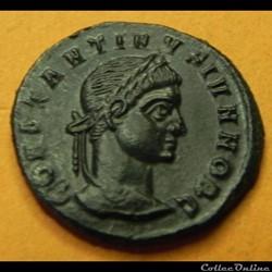 Constantin II CAESARVM NOSTRORVM, VOT V