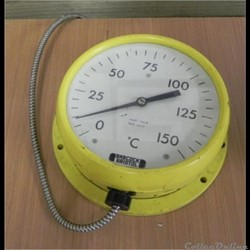 Thermomètre de bord frégate de lutte anti-sous-marine