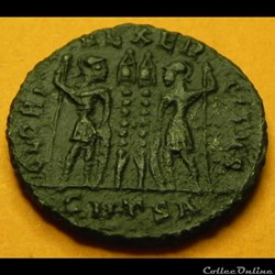 Constantin I GLORIA EXERCITVS