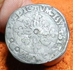 Henri II  1552 douzain du Dauphiné