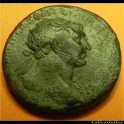 Trajan dupondius