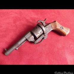 Revolver Lefaucheux, le LF 13276, 7 mm