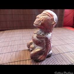 maternité pierre dure  Aztèque
