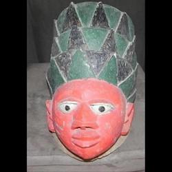 masque gelede