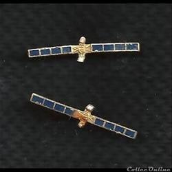 pin's satellite