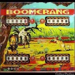 Manuel Réparation Flipper Boomerang Ball...