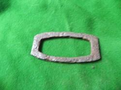 briquet  trouvé sur le champ de bataille...