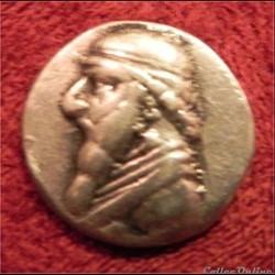 Mithradates II - S.26.3 - Ecbatane