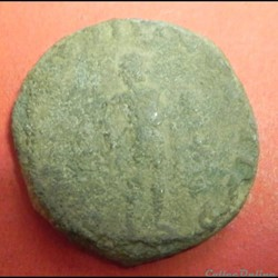monnaie antique romaine gordien iii sesterce