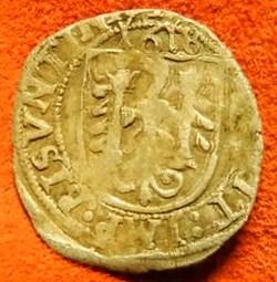 Besançon      carolus 1618