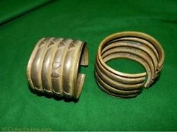 paire de bracelets (manille-monnaie prim...