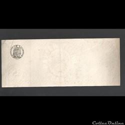 papier timbre  France 1888  lettre  de c...