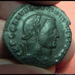 monnaie antique romaine galerius heraclee ric 48a