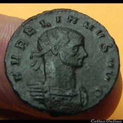 monnaie antique romaine aurelien orien s avg