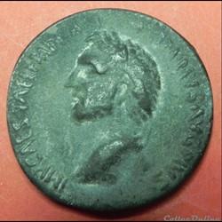 monnaie antique romaine pourunfaux