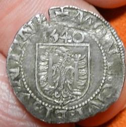Charles Quint, carolus 1540 cité impéria...