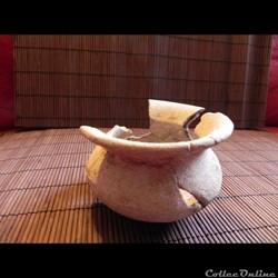 petit vase , TERRE CUITE