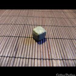 poids de bronze cubique romain