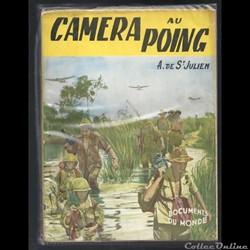 Caméra au point    de St  Julien (Guerre...