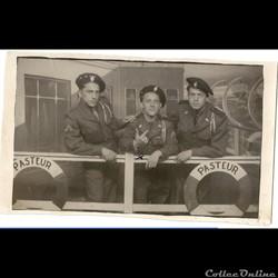 guerre de  Corée  1952 photo
