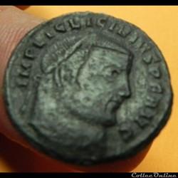 LICINIVS I IOVI CONS-ERVATORI  Follis Licinius