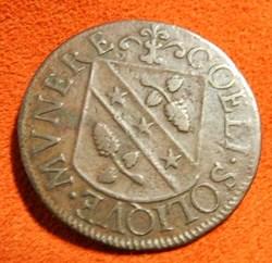 Jean Batiste Mareschal 1667 jeton cogou...