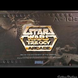 flyer double sega star wars trilogy   je...