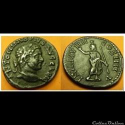 monnaie antique romaine denier de caracalla