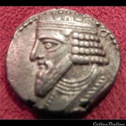 Gotarzes II - S.65.25/27 - 49/50 apr. J.-C.