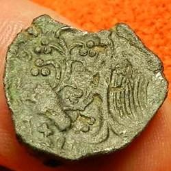 CARNUTES (Région de la Beauce) Bronze PI...