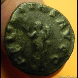 monnaie antique romaine valerien i valerianvs felicitas