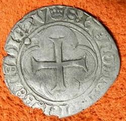 Louis XI douzain au soleil     St lô