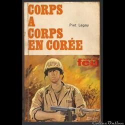 Corps à corps en Corée  de Piet Legay