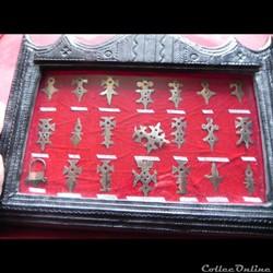 types de croix Nigériennes et croix Agad...