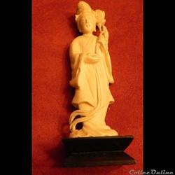 concubine  ivoire