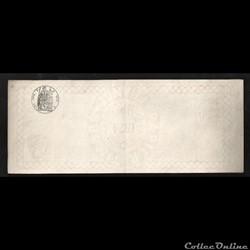 papier timbre  France 1874  lettre  de c...