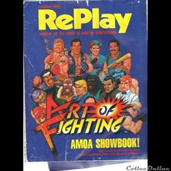 revue pour pro REPLAY 1992 SUR FLIPPER,A...