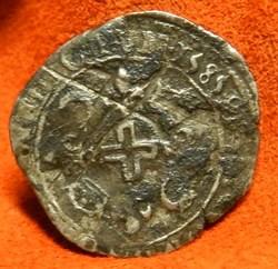 Henri III 1585 sol parisis du Dauphiné
