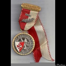 médaille de tir Suisse