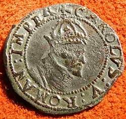 Besançon      carolus 1619