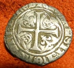 Charles VII douzain aux couronnelles