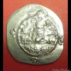 sassanides à identifier